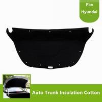 Automotive Trunk Heat Insulation Deadening Noise Material Mat for Hyundai VERNA 2014