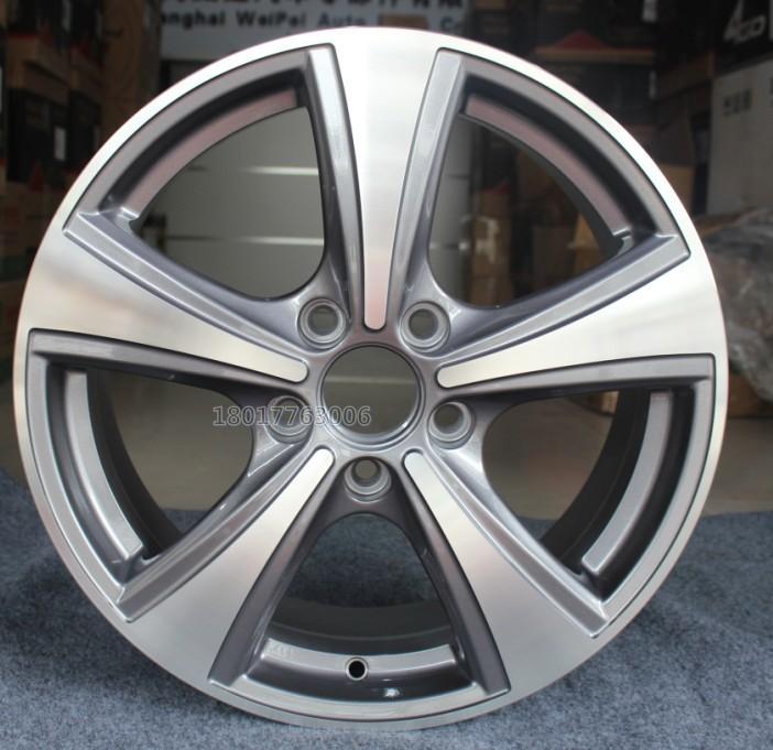 Для Haval H6 Haval H6 Элитная спортивная версия Оригинал 17 дюймов сплав алюминия со сталью кольцо высокое с автомобилем Стайлинг автомобиля колеса