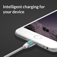 ORICO USB Cable for iPhone 6S 2.4A Lightning to USB Cable Fast Charger Data Cable For iPhone 5S 6 7 iPad Mobile Phone Cables