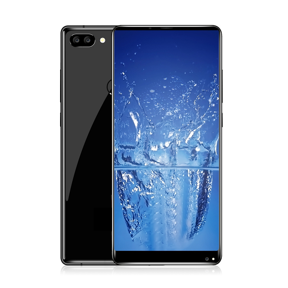 OUKITEL MIX 2 4g Smartphone Phablet Android 7.0 6.0 pouce MTK6757V Octa Core 2.39 ghz 6 gb RAM 64 gb ROM 16.0MP + 0.3MP Arrière Caméras