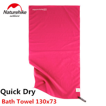 Naturehike factory sell Three Colors Quick Dry Travel Towel Microfiber Towel Sport Swimming Beach bath Towel Gym Towel 3