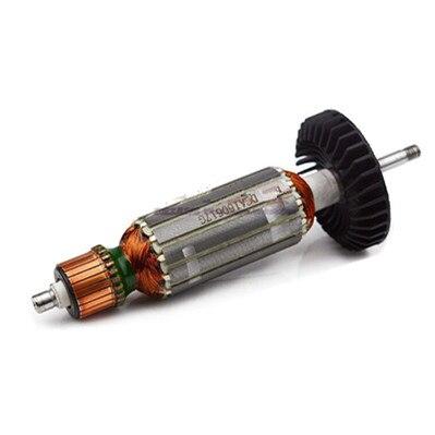 220V/240V Armature Rotor Anchor Replacement For Makita 9556 9557 9558 NB HN 9556NB 8556HN 9557NB 9558NB Angle Grinder Spare Part