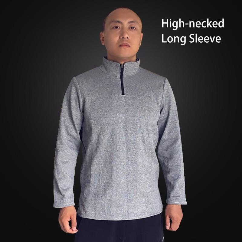 Měkká odolná protišmyková vesta Anti-Stab Anti-cut Lightweight Neviditelná Ultra tenká ochranná oděv Barevná sebeobranná oděv (6)