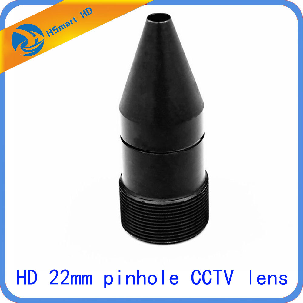 цена HD CCTV pinhole 22mm lens M12*0.5 interface MP MTV for 1080p/IP mini Security camera