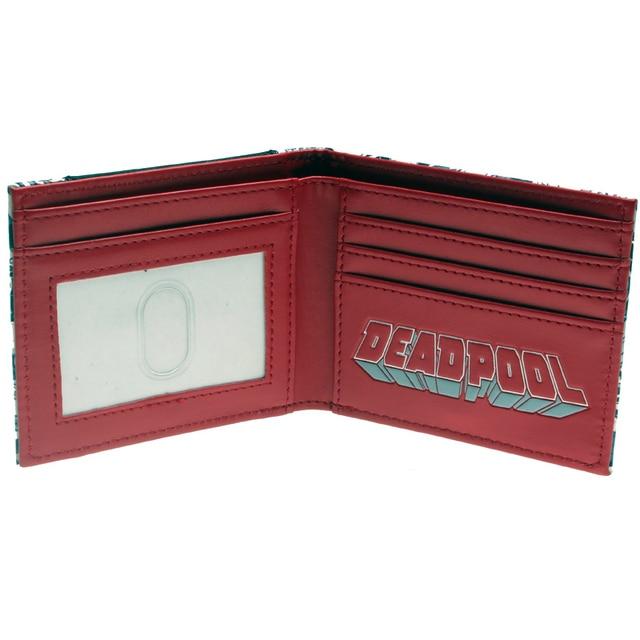 Бумажник Дэдпул модель №5 3