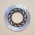 Rear Brake Disc Rotor For FJS 400 600 Silverwing SW-T 400 A9 Scooter C-ABS [MT104]