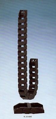 15x30mm Kabelschlepp Radius 28mm Drahtträger Enden-verbindungs Ce Analytisch 1 Mt 3.28ft