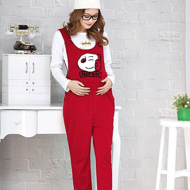 2017 New Arrival maternity overalls maternity clothes overalls for pregnancy mothers women pregnant overalls maternity pants