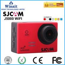 Оригинал sjcam sj5000 wi-fi водонепроницаемая камера/14mp спорт водонепроницаемая камера спорт цифровая видеокамера бесплатная доставка
