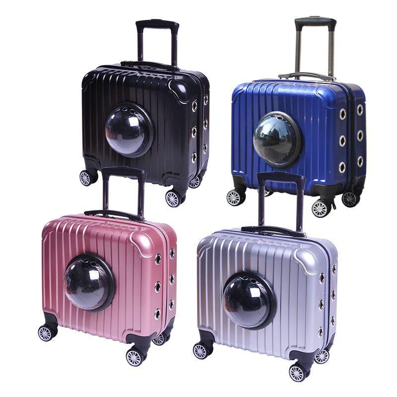 Multi-functional Portable Backpack Dog Carrier Pet luggage suitcase malas недорго, оригинальная цена