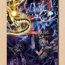 Yu-Gi-Oh Zexal Yuma Tsukumo японский домашний декор плакат настенный прокрутка