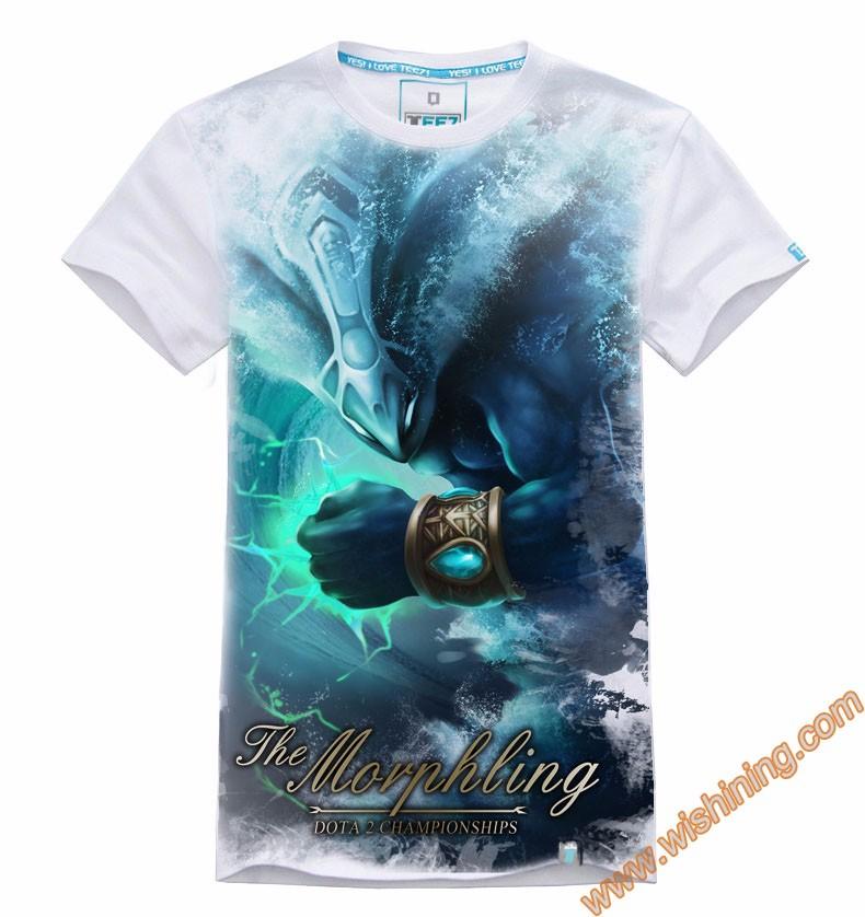 DOTA 2 Morphling t-shirt Tee8602 (1)