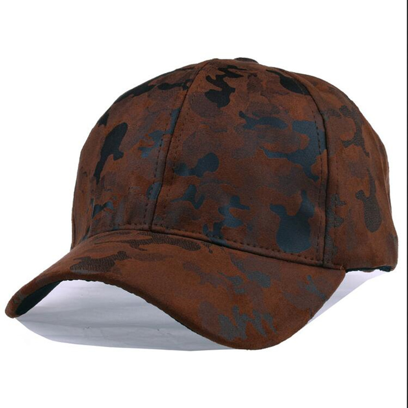 Gorra de béisbol para mujer Camuflaje Hombres Gorras Snapback Sombreros de hueso de marca para hombres Casquette Sun Hat Gorras Ajustable Dad Cap 2017