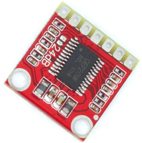2 PCS OEP20W Mono Digital Amplifier Board Module DC 6-18V 20W D Class NEW lson mini amplifier module board red
