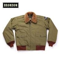 Mans court design US air force B10 coton laine veste