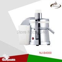NJ B4000 Commercial Juicer Multi function portable juice extractor fruit juice separator