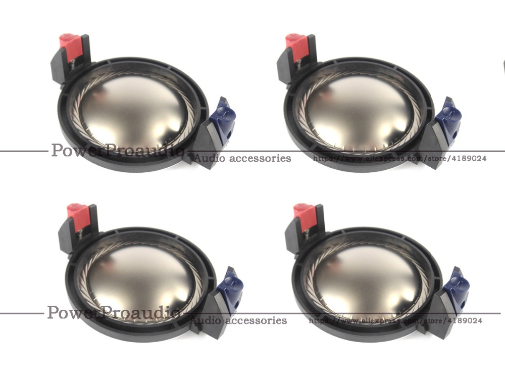 4pcs RCF aftermarket 3inch 74 46 74 5 ND3020 T3 diaphragm 8ohm or 16 ohm