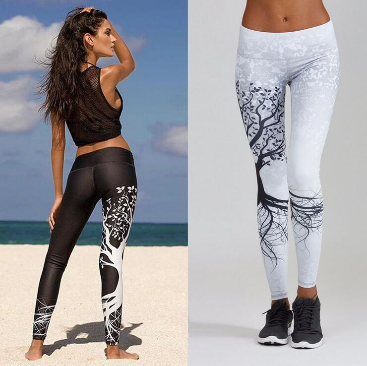 New Fitness Leggings Women Mesh Breathable High Waist Sport Legins Femme Workout Legging Push Up Elastic Slim Pants Plus Size