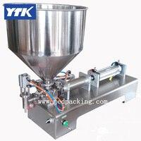 YTK 5 100ml Single Head Cream Shampoo Filling Machine Sauce Filling Machine Liquid Filling Machine GRINDING