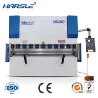 Sheet metal 4mm press brake machine 3200mm length 200t metal bender
