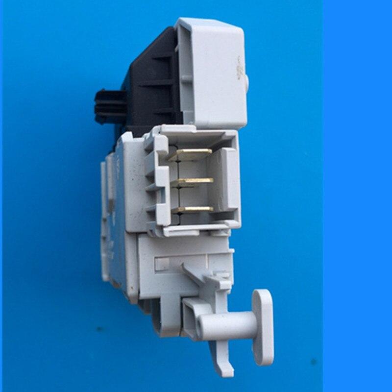 1 шт. для Siemens Стиральная машина переключатель дверной замок DKS65 DKS66 DKS67 DKS68 электронный дверной замок детали стиральных машин
