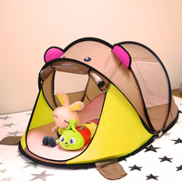 Children's tent indoor outdoor toy Game house fold big house kids tent toys for children ocean ball pit pool kids tent house