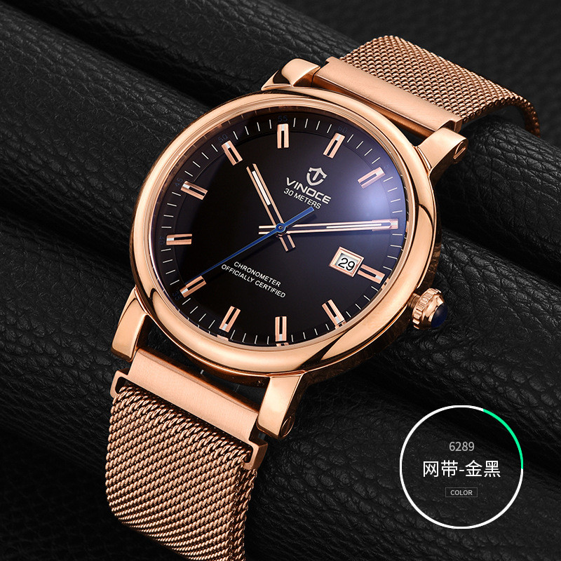 ФОТО Reloj Hombre 2017 VINOCE Fashion waterproof Sport Mens Watches Top Brand Luxury Military Quartz Watch Clock Relogio Masculino