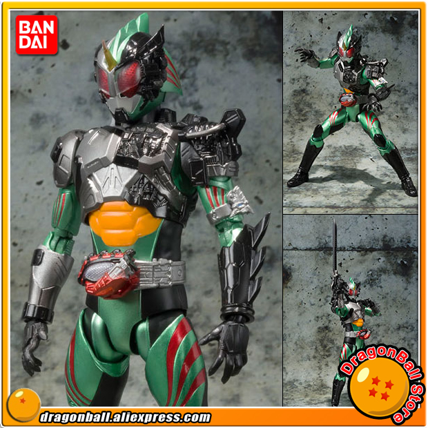Original BANDAI Tamashii Nations S.H. Figuarts / SHF Action Figure - Kamen Rider New Omega