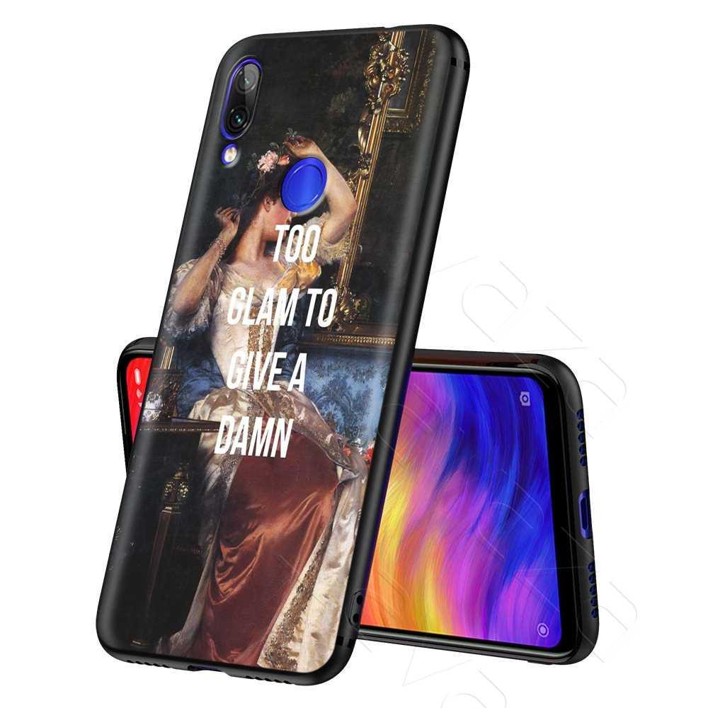Lavaza Bức Tranh Nghệ Thuật Sinh Của Sao Kim Ốp Lưng cho Xiaomi Redmi Note 4A 4X5 5A 6 6A 7 s2 Pro Đi Prime Plus