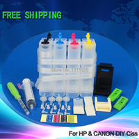INK WAY PGI 525 CLI 526 Chipped Empty CISS for PIXMA MG6150 MG8150 MG8250 MG5250 IP4850 IX6550 MX885 MX895 MX715