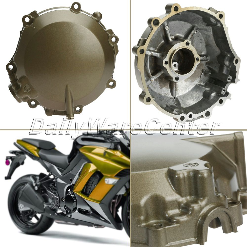 Мотоцикл Алюминиевый Двигатель статора кривошипно Чехол генератор крышки картера для Kawasaki ниндзя ZX12R 2002-2006 03 04 мотоцикл части