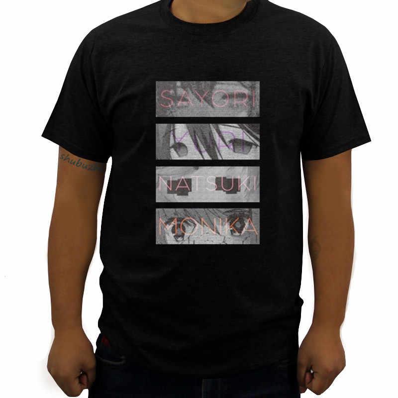 Tee Ddlc Verano De Camiseta Moda Algodón Literatura Hombre Doki Shubuzhi Camisetas Club Marca Hombres OPTlwXuiZk