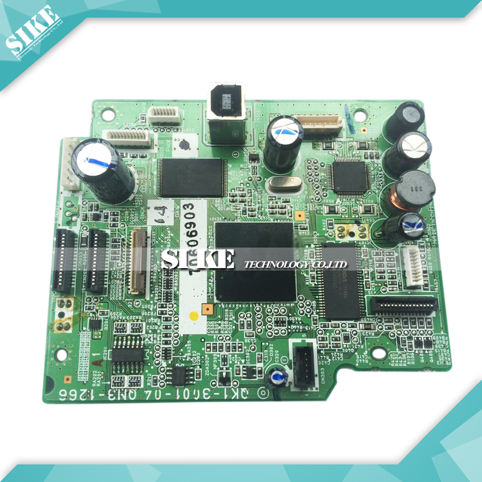 Logic Main Board For Canon IP4300 IP 4300 Formatter Board Mainboard QM3-1266 рюкзак case logic 17 3 prevailer black prev217blk mid