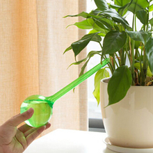 Free Shipping 10 Pieces Automatic Watering Device Plastic Easy to Use Office Desktop Balcony Plants Flower Potted Supplies