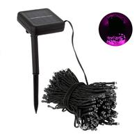 22m 200 LED Solar String Lights Waterproof Fairy Light String For Christmas Home Wedding Party Bedroom