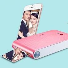PD239 карманный портативный Bluetooth цветной фотопринтер беспроводной Смартфон принтер с использованием для семейного подарка награда