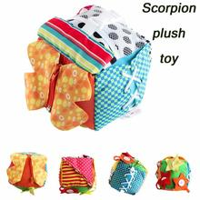 YOOAP childrens education development baby cloth learning equipment early plush toys