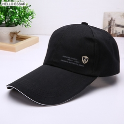Men New Long hat Baseball Cap lovers tourism widened visor Hats Party gift 70052