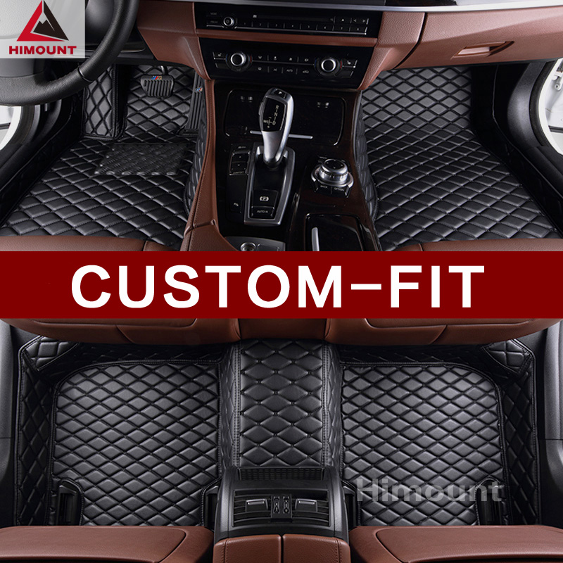 Car floor mat for Toyota FJ Cruiser Sequoia Tundra Hilux SW4 Fortuner 86 GT86 FT86 Previa Estima Tarago Avanza Sienna liners