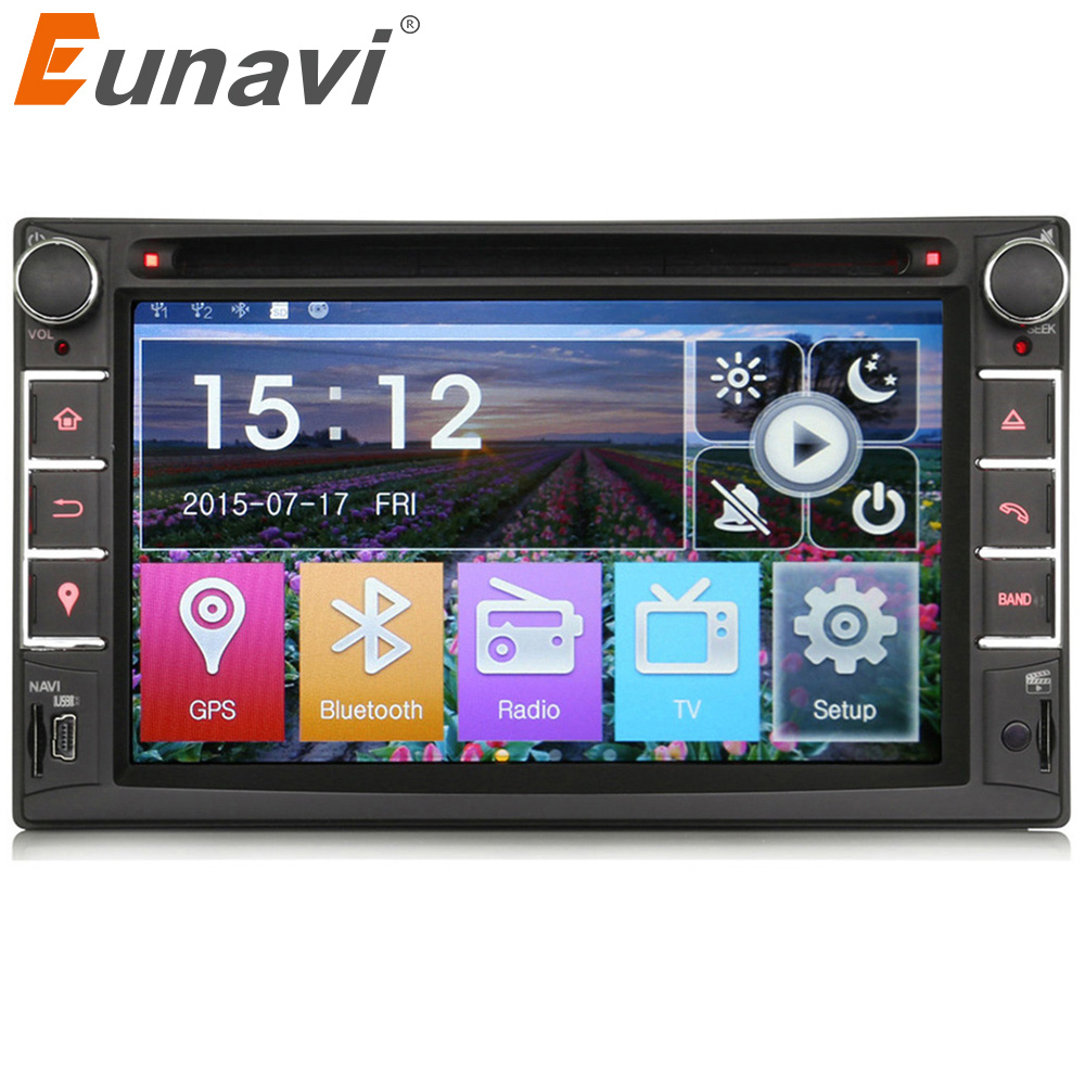 Aliexpress.com : Buy Eunavi Double 2 Din Universal Car DVD