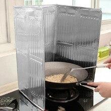 Сковороде брызги всплеск приготовления щит гвардии экрана крышки анти масло кухня