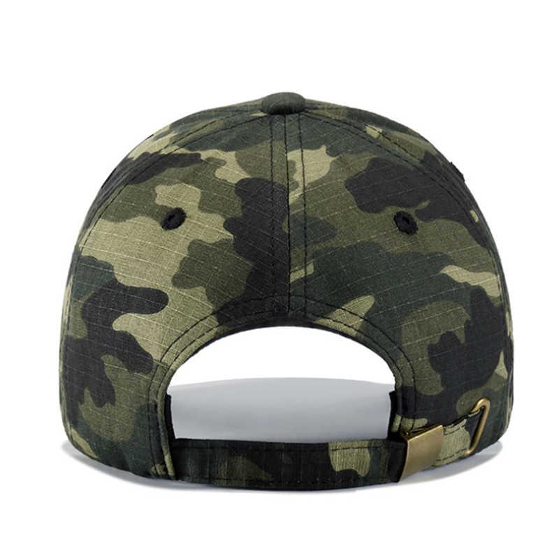 [AETRENDS] الجيش التكتيكية التمويه قبعة بيسبول للرجال النساء الأخضر التمويه قبعة قبعة الرجال الرياضة قبعة Z-6260