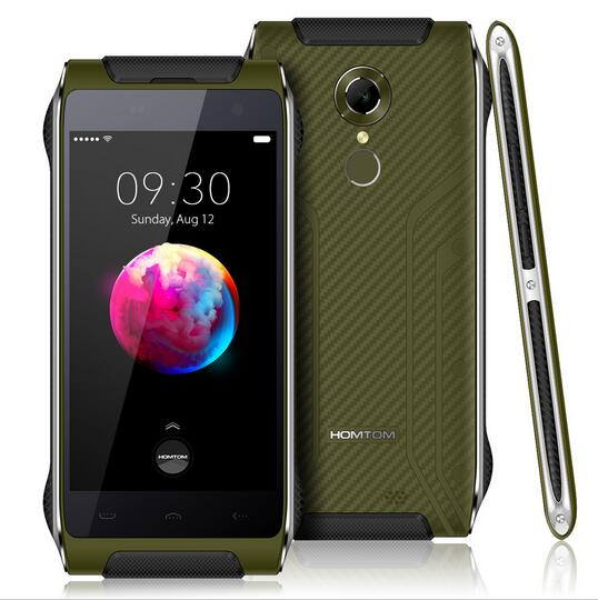 Ht20 homtom pro ip68 impermeable 4g-lte mtk6753 smartphone octa core 1.3 ghz 3g