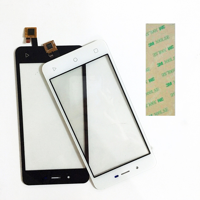 Phone Touch Screen For Micromax Q380 Canvas Spark Q380  Sensor Touch Screen Panel Digitizer Front Glass+3M Glue