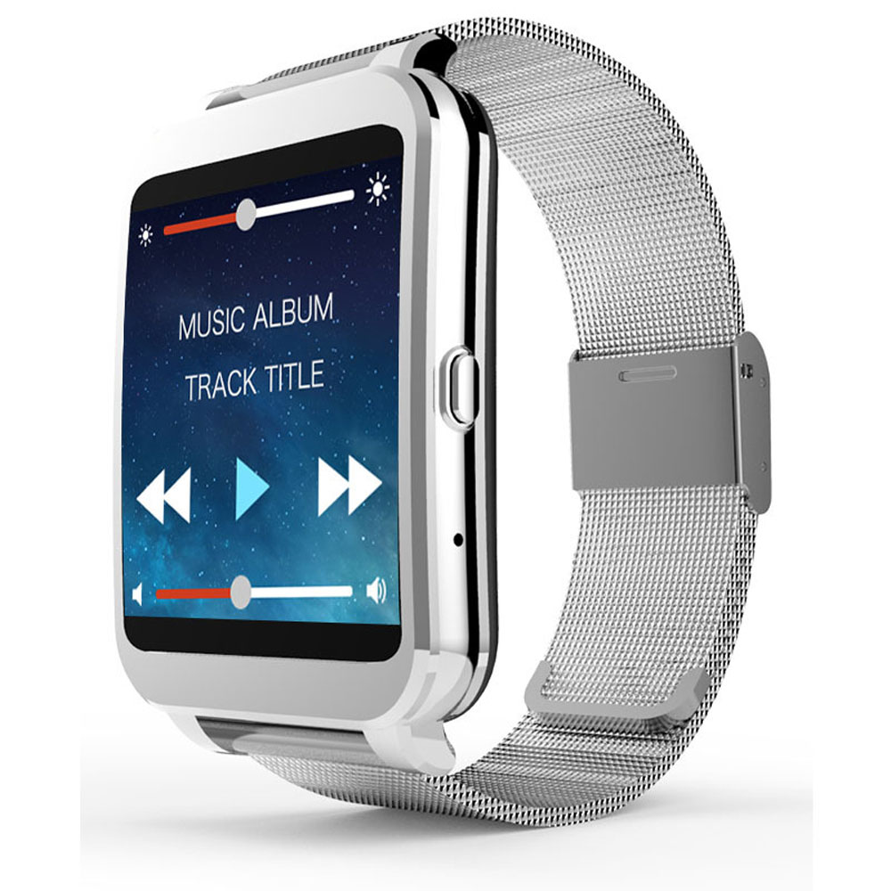 2016 HOT Arrival WIFI Bluetooth Smart Watch I95 4G ROM Camera Heart Rate font b MP3