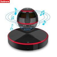 Levitating Bluetooth Speaker Portable Floating Wireless Speaker Bluetooth 4 0 360 Degree Rotation Built In Microphone