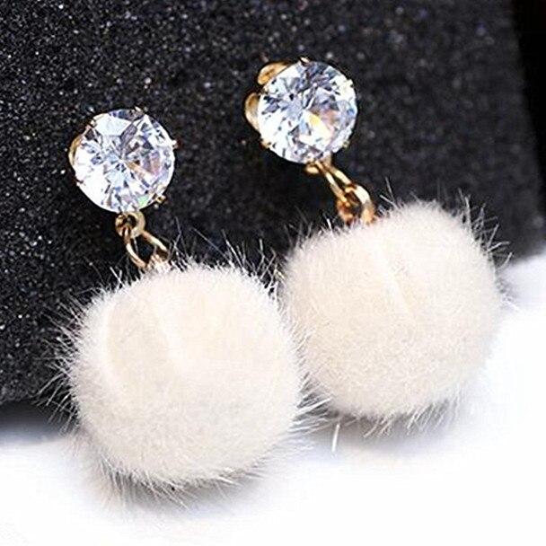 ES533 Ball Stud Earrings...
