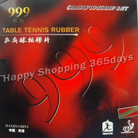 Free Shipping TJ999 999T Allround Attack Loop Type NEW Brand Pips In Table Tennis Rubber With
