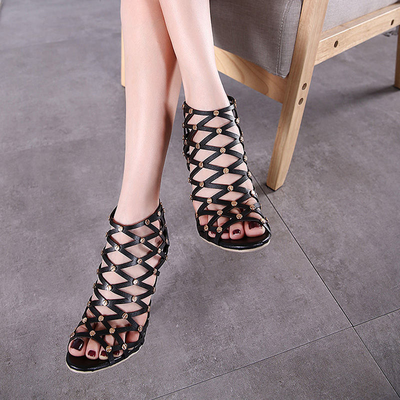 Online Buy Wholesale sexy gladiator heels from China sexy ...