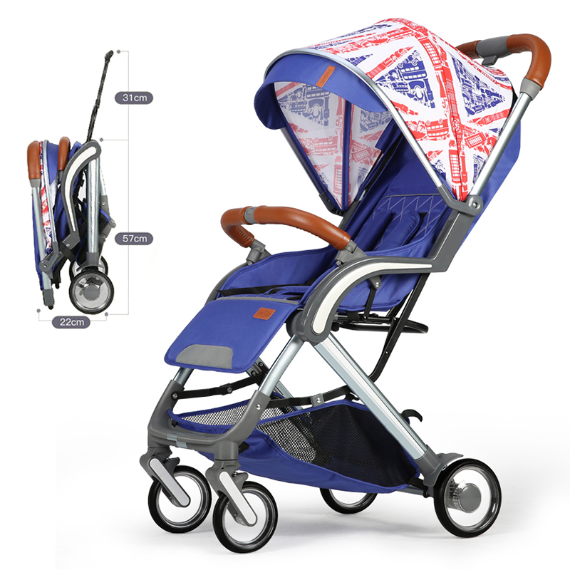 Lightweight Baby Stroller Light Travel System Beautiful Baby Pushchair Foldable Baby PramLightweight Baby Stroller Light Travel System Beautiful Baby Pushchair Foldable Baby Pram